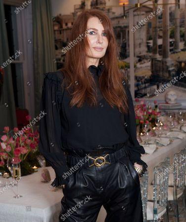 Editorial image of Stories Parfum Dinner, London, UK - 28 Jan 2020