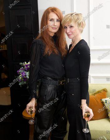Angela Radcliffe & Jo Manoukian