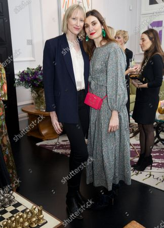 Editorial picture of Stories Parfum Dinner, London, UK - 28 Jan 2020