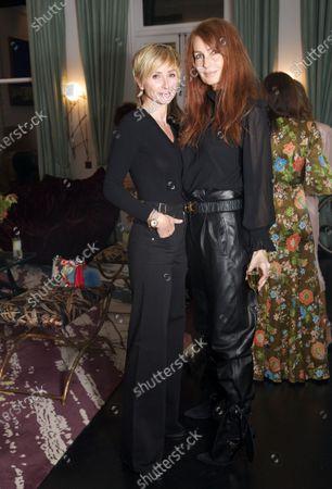 Jo Manoukian & Angela Radcliffe
