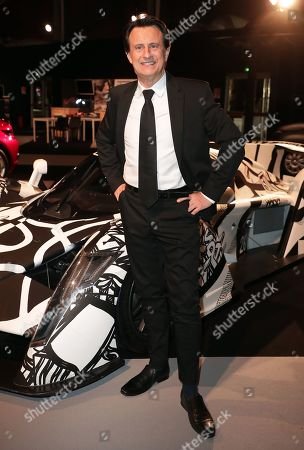 Editorial photo of International Motoring Festival, Hotel National des Invalides, Paris, France - 28 Jan 2020