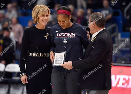 Editorial picture of UConn Basketball, Hartford, USA - 27 Jan 2020