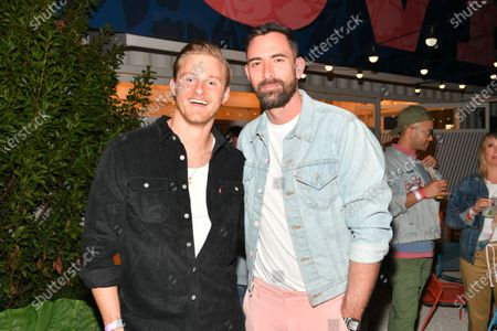 Editorial picture of Levi's XX Chino Launch Event, Levi's Haus Miami, USA - 29 Jan 2020