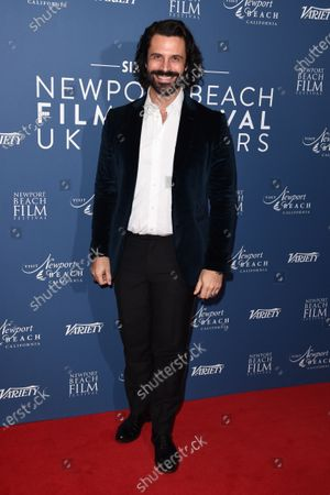 Editorial photo of Newport Beach Film Festival UK Honours, The Langham Hotel, London - 29 Jan 2020