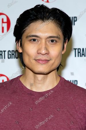 Stock Picture of Paolo Montalban