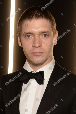 Stock Photo of Billy Howle