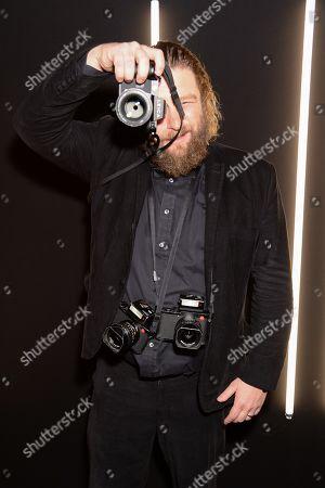 Stock Image of Greg Williams photographer