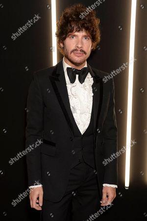 Editorial picture of Dunhill & Dylan Jones BAFTAs Filmmakers Dinner & Party, London, UK - 29 Jan 2020