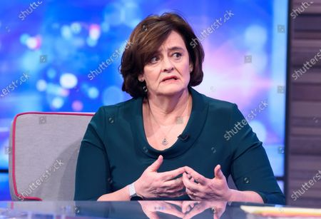 Stock Photo of Cherie Blair