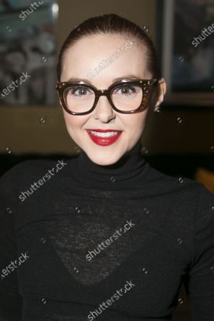 Stock Picture of Evelyn Hoskins (Dawn)