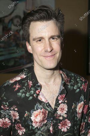 Gavin Creel (Dr Pomatter)
