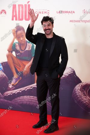 Editorial picture of 'Adu' film premiere, Arrivals, Madrid, Spain - 28 Jan 2020