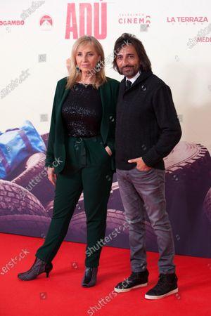 Antonio Carmona and Mariola Orellana