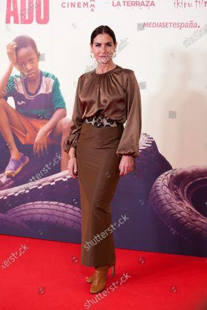 Editorial photo of 'Adu' film premiere, Arrivals, Madrid, Spain - 28 Jan 2020
