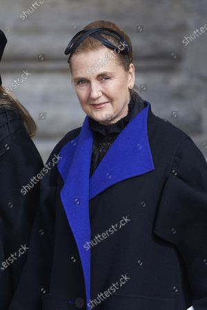 Editorial picture of Princess Pilar de Borbon funeral, San Lorenzo, Spain - 29 Jan 2020