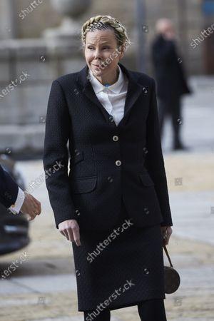 Stock Picture of Princess Kalina of Bulgaria