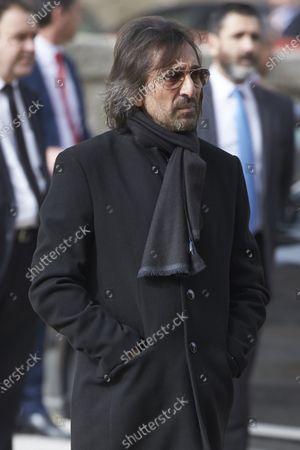Stock Picture of Antonio Carmona