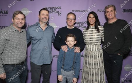 "Editorial picture of Disney's ""Timmy Failure: Mistakes Were Made"" Premieres at Sundance Film Festival 2020, Arrivals, Park City, USA - 29 Jan 2020"