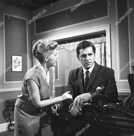 'The Saint' TV - 1962 - The Loaded Tourist - Barbara Bates, Joseph Cuby