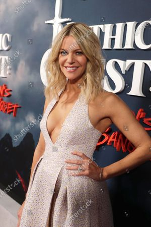 "Kaitlin Olson at the Apple TV+ ""Mythic Quest: Raven's Banquet"" Premiere at the Cinerama Dome."