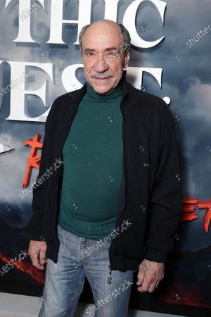 "F. Murray Abraham at the Apple TV+ ""Mythic Quest: Raven's Banquet"" Premiere at the Cinerama Dome."