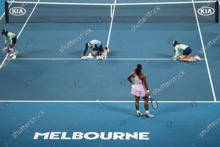 Editorial photo of Tennis Australian Open 2020, Melbourne, Australia - 22 Jan 2020