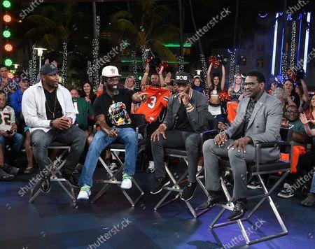 Editorial image of Fox Sports 'Super Bowl LIV Week' The ReUnion, Miami Beach, USA - 29 Jan 2020