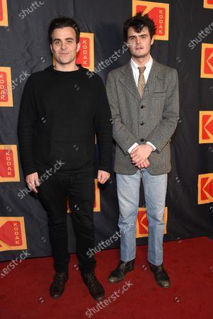 Editorial image of Kodak Film Awards, Arrivals, Los Angeles, USA - 29 Jan 2020