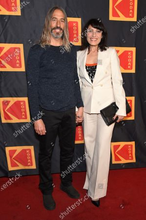 Editorial picture of Kodak Film Awards, Arrivals, Los Angeles, USA - 29 Jan 2020
