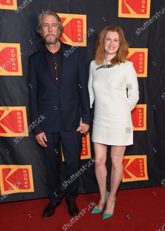 Editorial picture of Kodak Film Awards, Arrivals, Los Angeles, USA - 29 Jan 2020