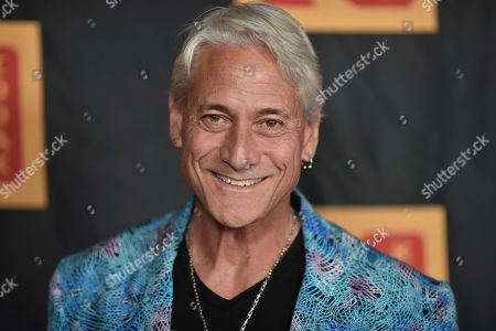 Greg Louganis attends the 4th Annual Kodak Film Awards at the American Society of Cinematographers clubhouse, in Los Angeles