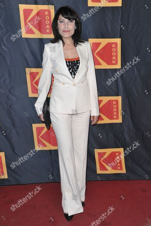 Stock Picture of Lisa Edelstein attends the 4th Annual Kodak Film Awards at the American Society of Cinematographers clubhouse, in Los Angeles