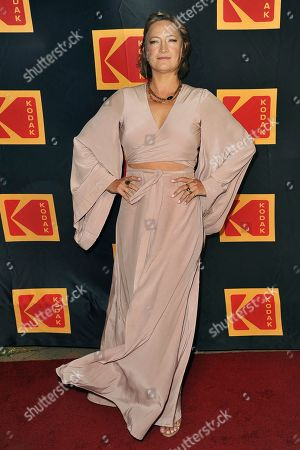 Zoe Bell attends the 4th Annual Kodak Film Awards at the American Society of Cinematographers clubhouse, in Los Angeles