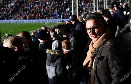 Editorial photo of Fulham v Huddersfield Town, EFL Sky Bet Championship, Football, Craven Cottage, London, UK - 01 Feb 2020