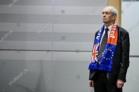Richard Corbett. Brexit - Farewell ceremony for departing British MEPs