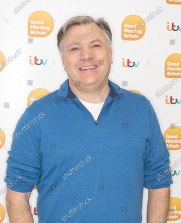 Editorial photo of 'Good Morning Britain' TV show, London, UK - 30 Jan 2020