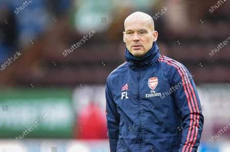 Stock Photo of Burnley v Arsenal : Freddie Ljungberg of Arsenal