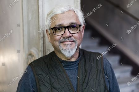 Stock Picture of Amitav Ghosh