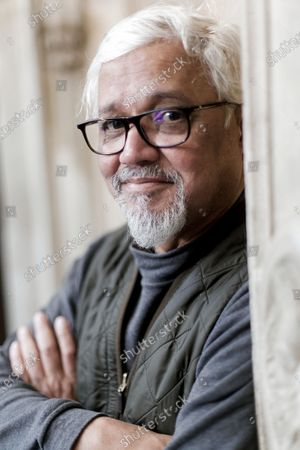 Stock Photo of Amitav Ghosh
