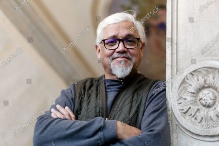 Stock Image of Amitav Ghosh