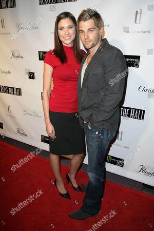 Editorial photo of 'Across the Hall' film premiere, Los Angeles, America - 01 Dec 2009
