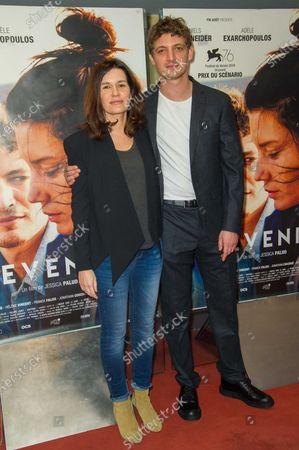 Jessica Palud and Niels Schneider