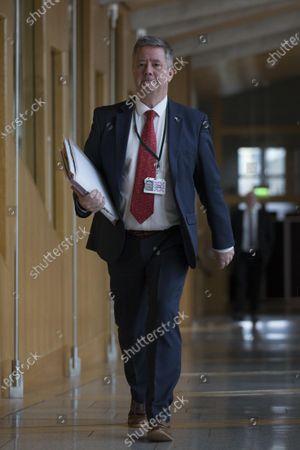 Editorial image of Scottish Parliament First Minister's Questions, The Scottish Parliament, Edinburgh, Scotland, UK - 30 Jan 2020