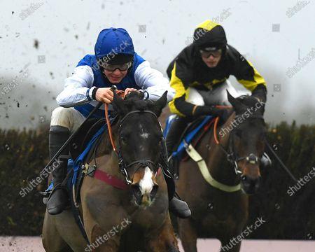 Editorial image of Afternoon Racing, Horse Racing, Wincanton Racecourse, Somerset, United Kingdom - 30 Jan 2020