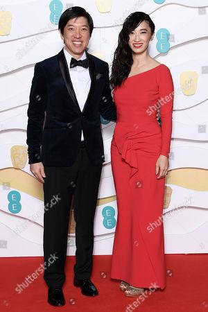 Stock Picture of Dan Lin and Sophia Lin