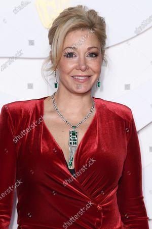Stock Picture of Nadja Swarovski