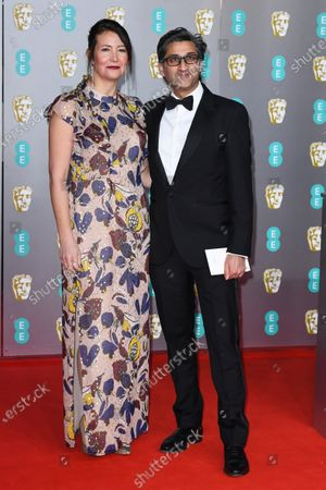 Victoria Harwood and Asif Kapadia