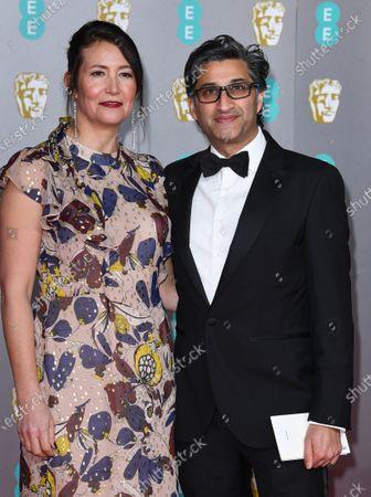 Victoria Harwood and Asif Kapadia