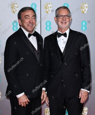 Stock Photo of Peter Del Vecho and Chris Buck