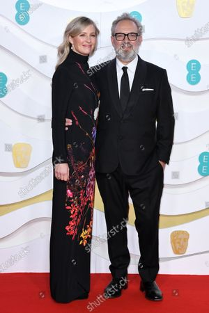 Alison Balsom and Sam Mendes